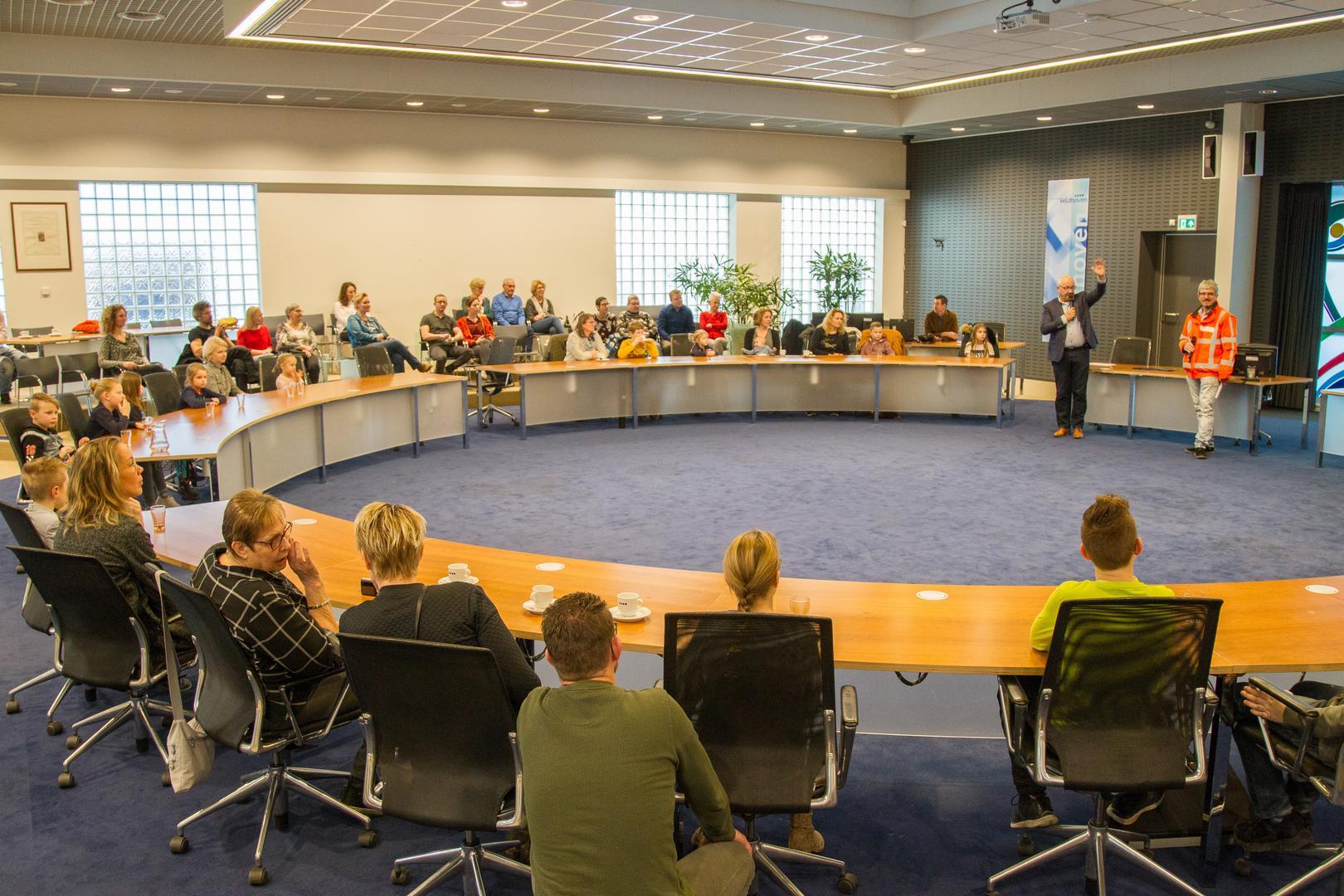 Ad van den Oever wethouder Veldhoven