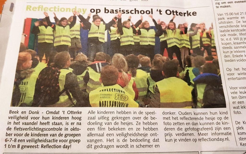 De Mooi Laarbeek Krant RD VSA Otterke