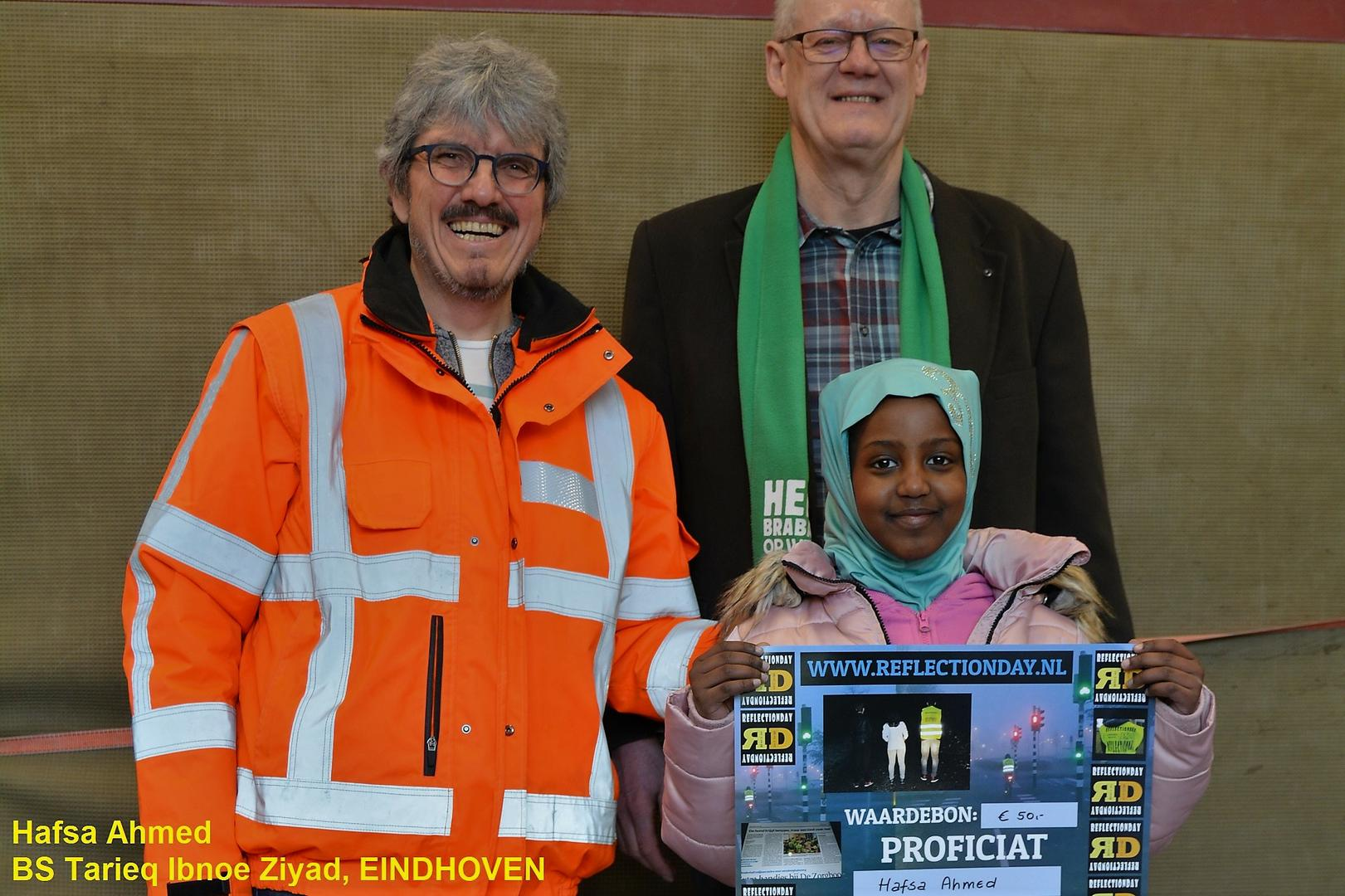 RD Hafsa Ahmed Eindhoven