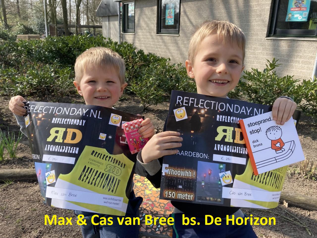 RD Max & Cas van Bree bs De Horizon