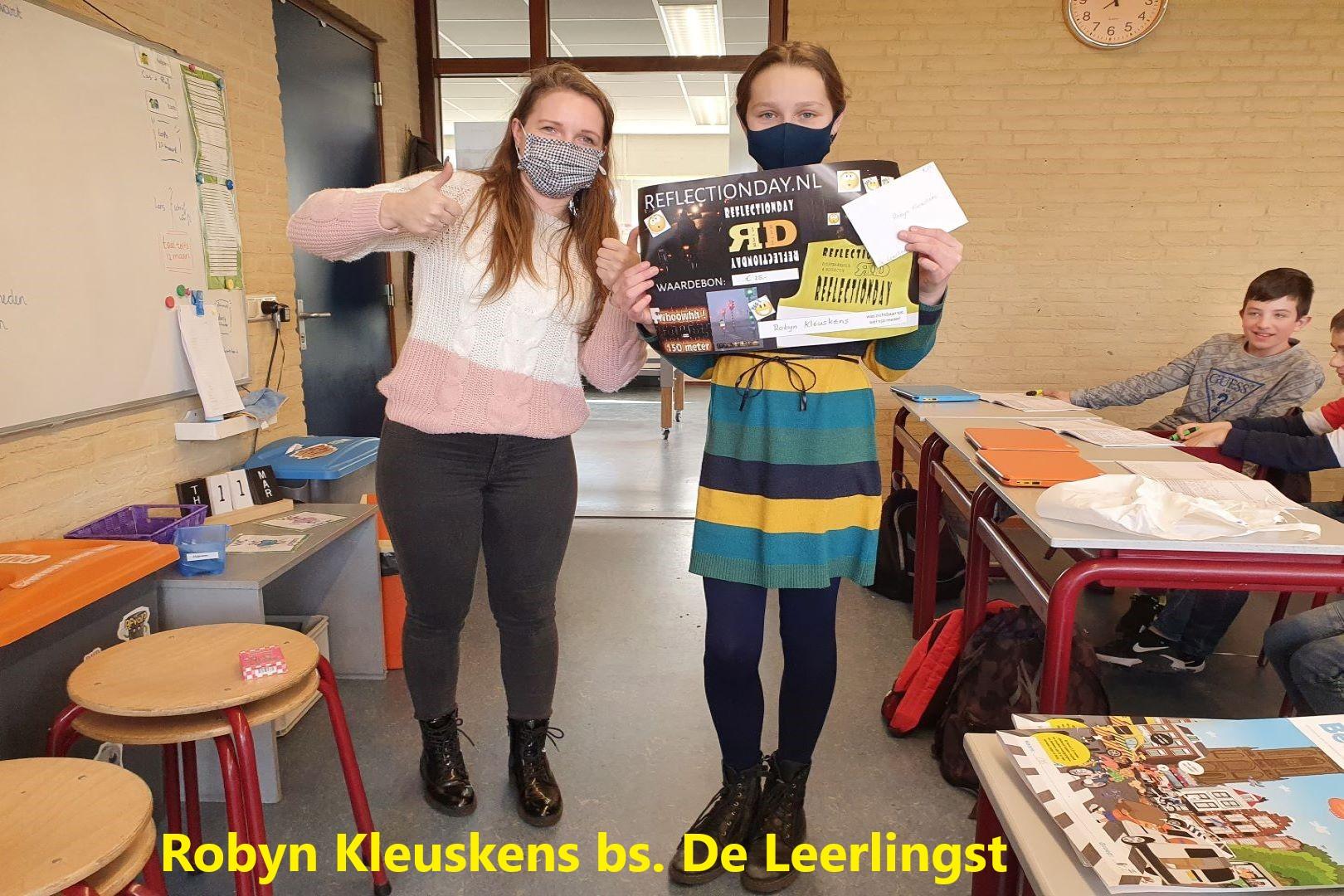 RD2020 Robyn Kleuskens De Leerlingst