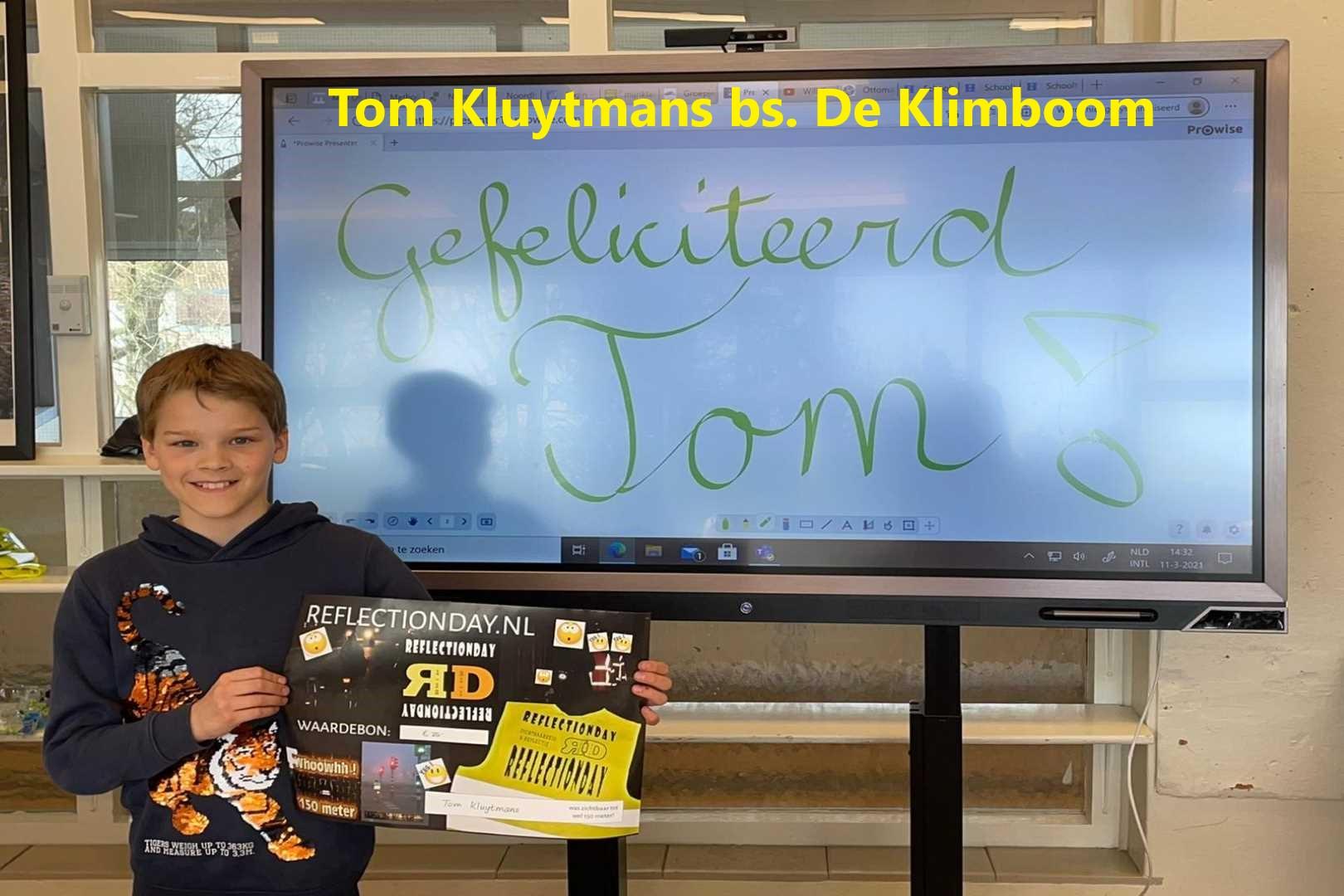 RD2020 Tom Kluytmans De Klimboom