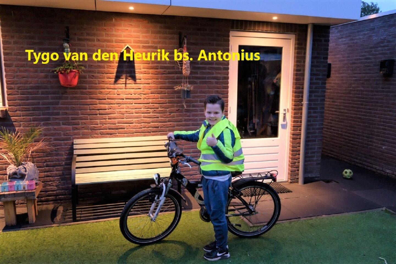 RD2020 Tygo van den Heurik Bs. Antonius